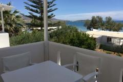 Accomodation Fanari beach